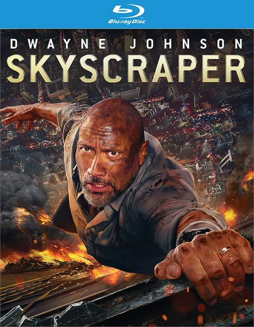 Skycraper (4K Ultra HD+Blu-ray+Digital)