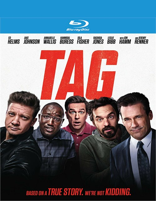 Tag (Blu-ray+DVD+Digital)