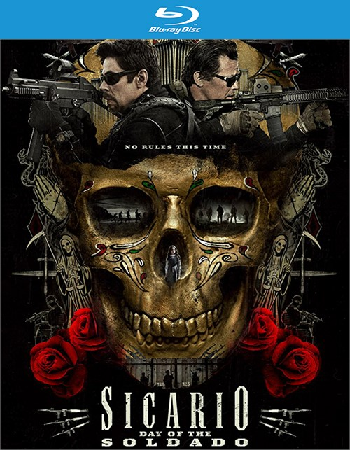 Sicario: Day of the Soldado (Blu-ray+DVD+Digital)