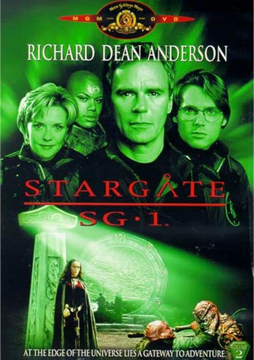 Stargate SG-1: Season 1 - Volume 2
