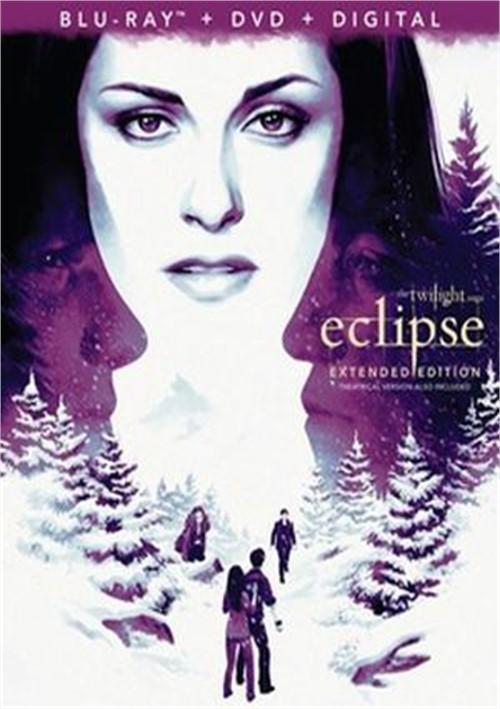 Twilight Eclipse (BR/DVD/W-Digital)
