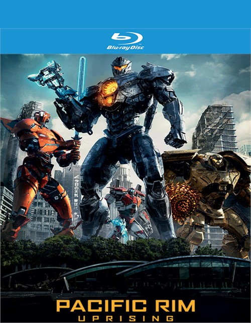 Pacific Rim Uprising (3D/BLU-RAY/DIGITAL)