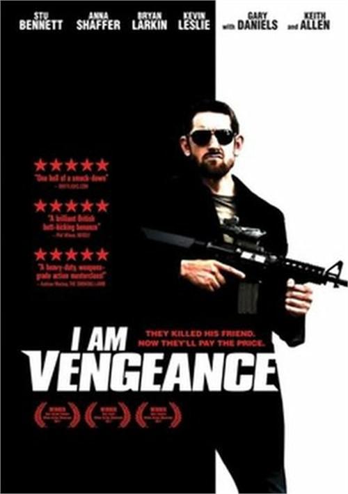 I Am Vengeance (DVD)