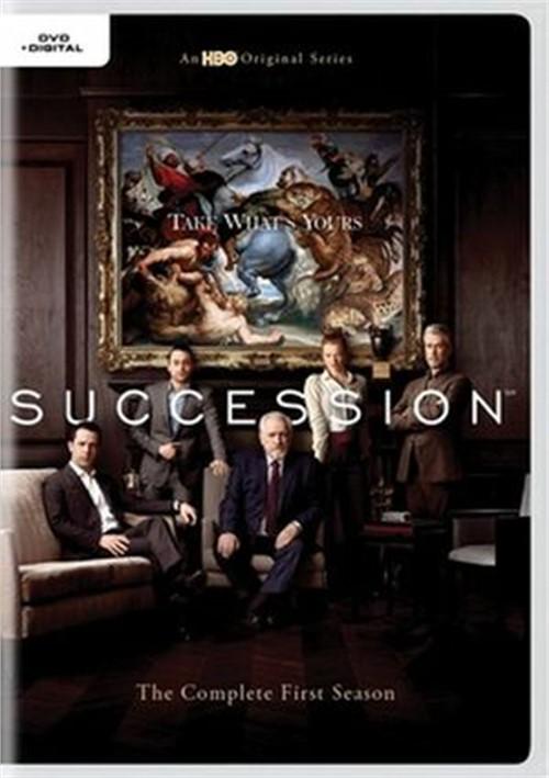 Succession - Season 1 (DVD/Digital)
