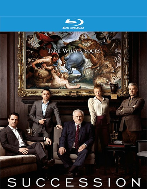 Succession - Season 1 (Blu-ray)