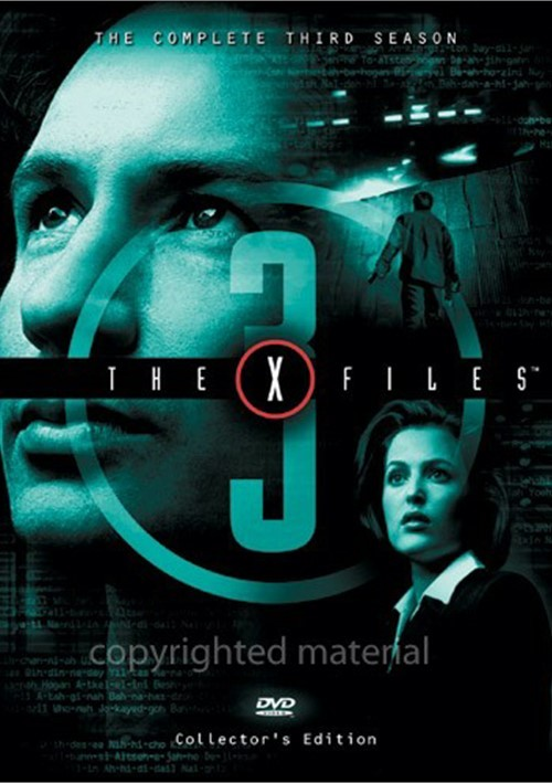 X-Files, The: Season Three - Gift Pack