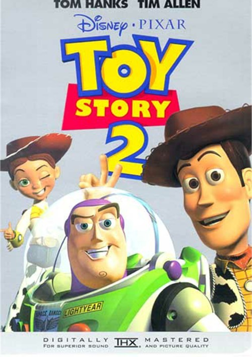 Toy Story 2 (Movie-Only Edition)