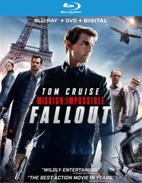Mission Impossible - Fallout (BLU/DVD/DIGITAL/2DISC)