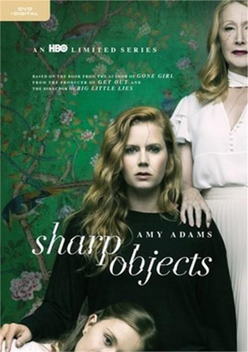 Sharp Objects (DVD/DIGITAL HD/2DISC)