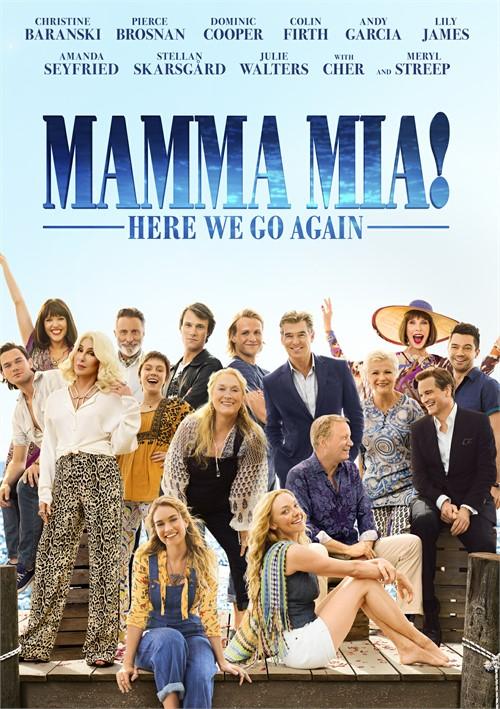 Mamma Mia - Here We Go Again (DVD)