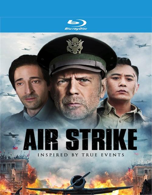 Air Strike (BR/DVD/W-DIGITAL)(ENG W/SPAN-SUB)