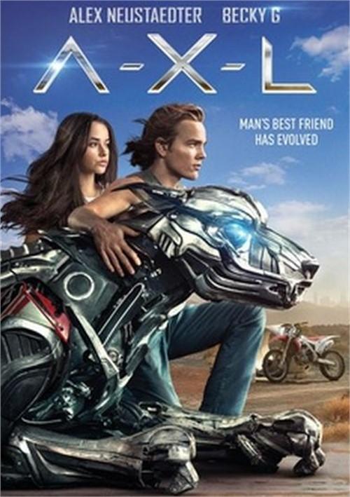 A.X.L. (DVD)