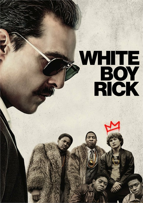 White Boy Rick (DVD W/DIGITAL)