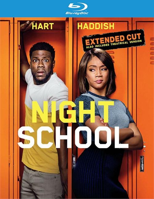 Night School (BR/DVD/DIGITAL)