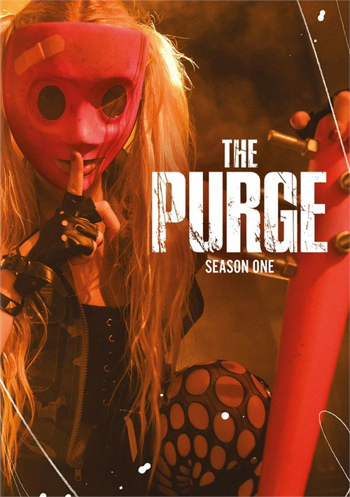 The Purge - Season 1 (DVD)
