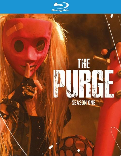 The Purge - Season 1 (BR)