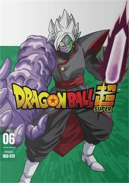 Dragon Ball Super - Part Six (DVD/2DISC)