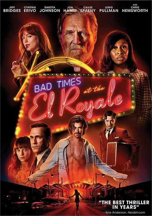 Bad Times at the El Royale (DVD)