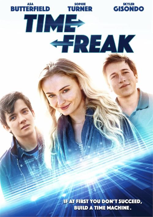 Time Freak (DVD)(ENG W/SPAN-SUB)