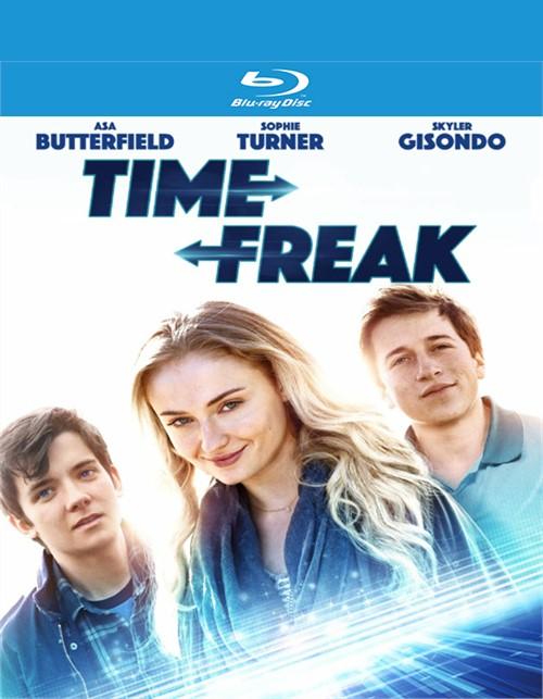 Time Freak (BR/W-DIGITAL)(ENG W/SPAN-SUB)