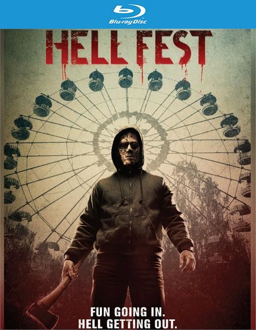 Hell Fest (BR/DVD/DIG) (ENG W/SPAN SUB)