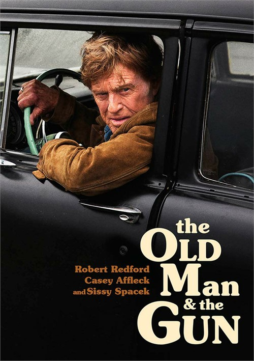 Old Man & The Gun, The (DVD)