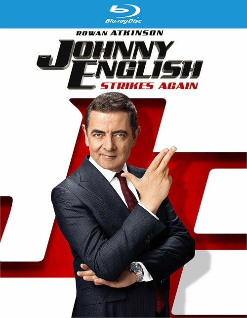 Johnny English Strikes Again (BR/DVD/DIG)