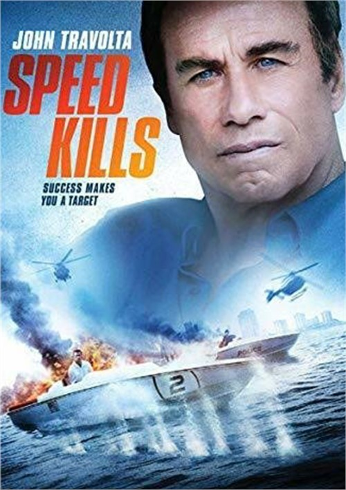 Speed Kills (DVD) (ENG W/SPAN-SUB)