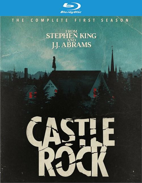 Castle Rock: Season One ((4k Ultra HD + Blu-ray + UltraViolet)