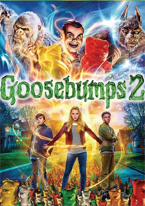 Goosebumps 2 (DVD/W-DIG)