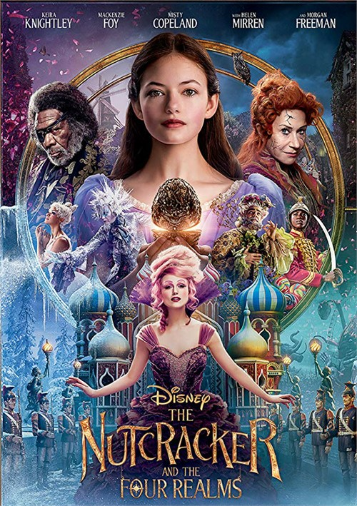 Nutcracker and the Four Realms, The (DVD)