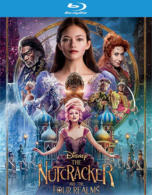 Nutcracker and the Four Realms, The (BR/DVD/DIG)
