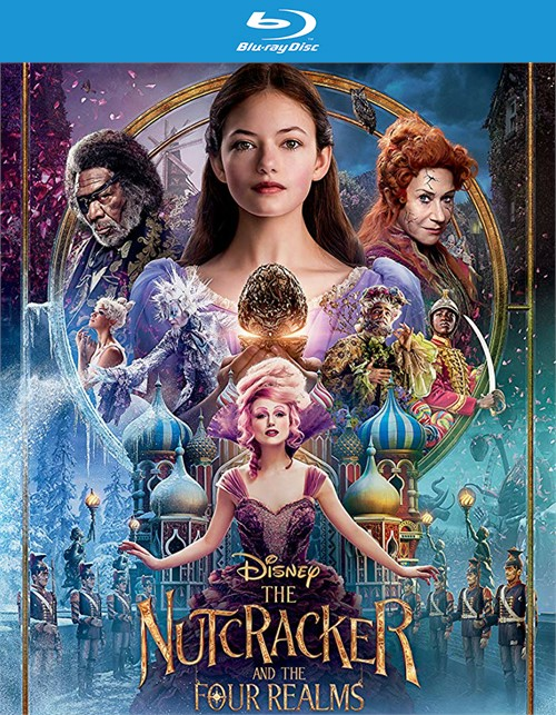 Nutcracker and the Four Realms, The (BR/4K/DIG)