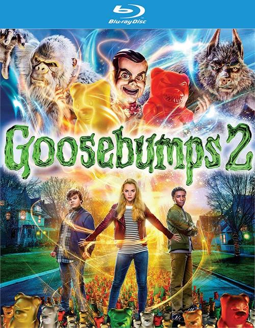 Goosebumps 2 (4K/BR/W-DIG)