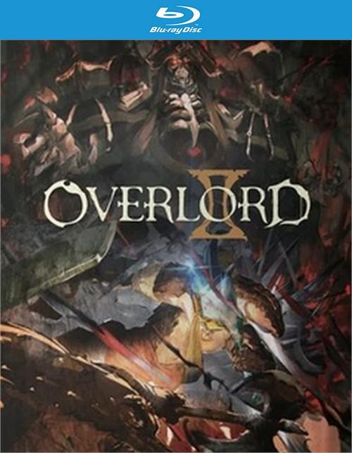 Overlord - Season Two (BR/DVD COMBO/4 DISC/FUN DIGITAL)