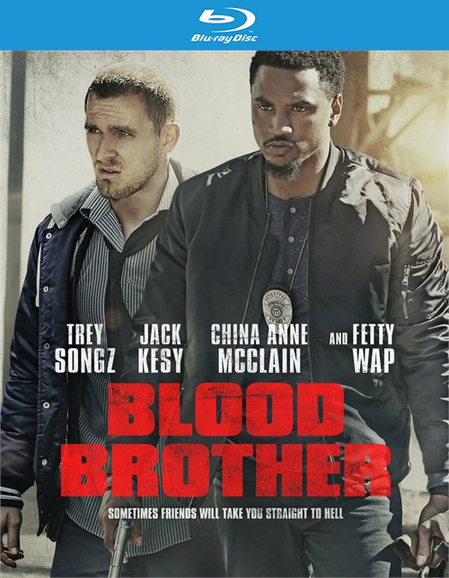 Blood Brother (BR/DVD/DIG)