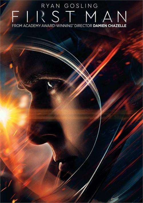 First Man (DVD)
