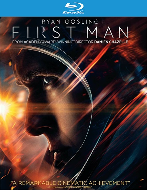 First Man (BLU-RAY/DVD/DIG)