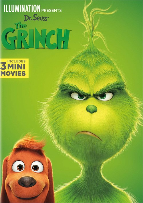 Dr Seuss - Grinch (DVD)
