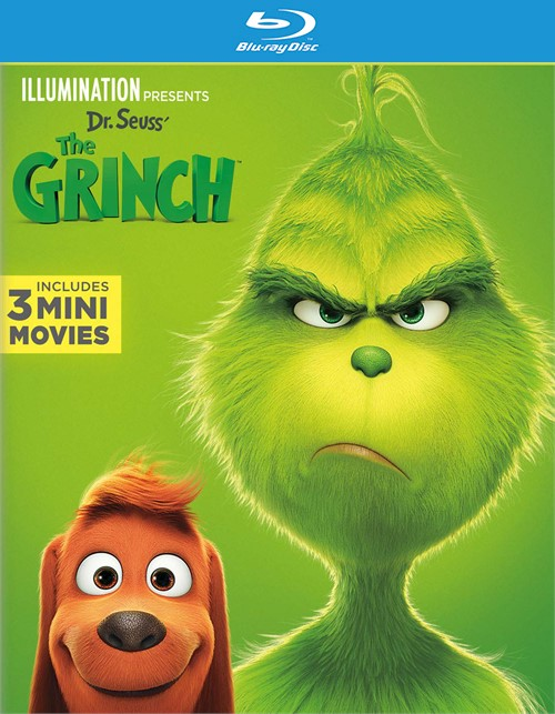 Dr Seuss - Grinch (4KUHD/BR/DIG)