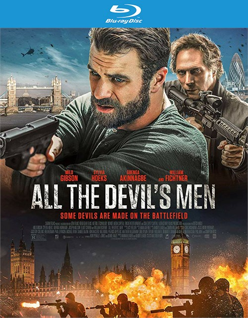 All The Devils Men (BR/DIG W/SPAN-SUB)