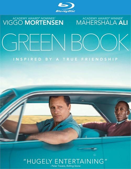 Green Book (4K Ultra HD + Blu-ray + Digital)
