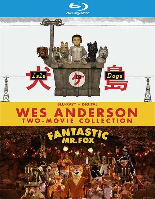 Isle of Dogs/Fantastic Mr. Fox: 2 Pack (Blu-ray)