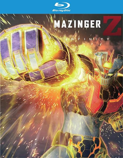 Mazinger Z-Infinity (Blu-ray)