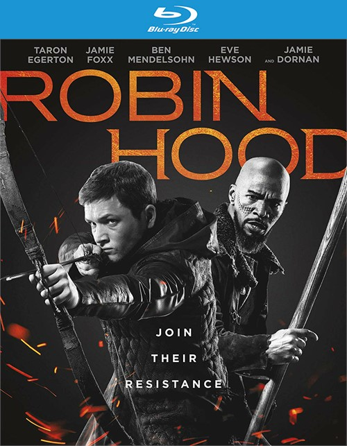 Robin Hood (Blu-ray/DVD/W-Digital)
