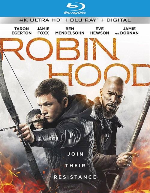 Robin Hood (4K/Blu-ray/W-Digital)