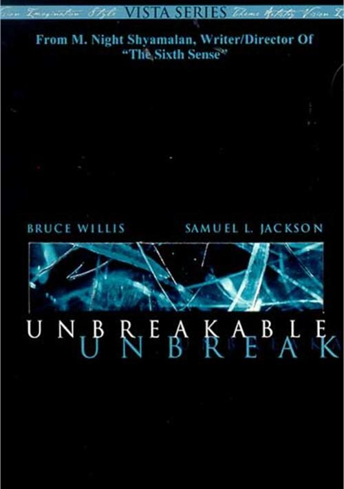 Unbreakable Dvd 2000 Dvd Empire