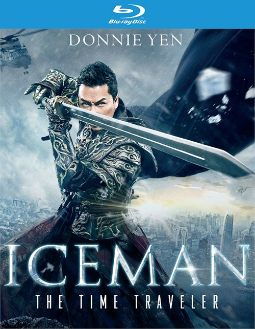 Iceman - Time Traveler (Blu-ray)