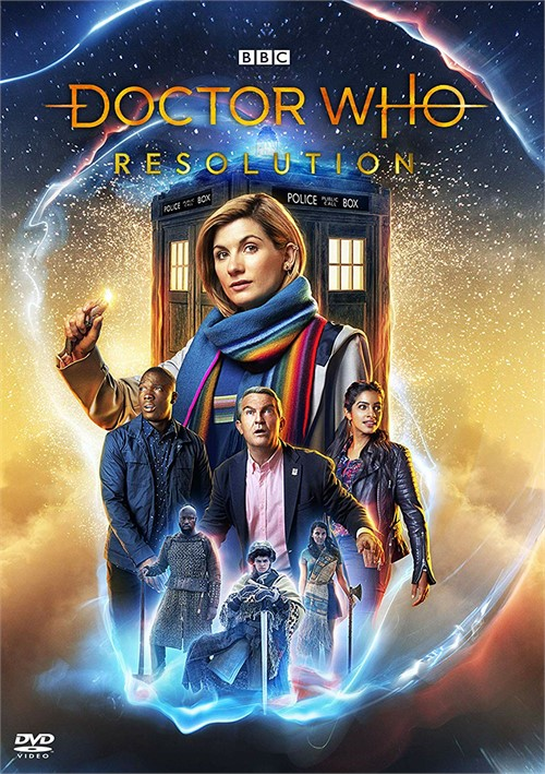Dr Who: Resolution - Christmas Special 2018