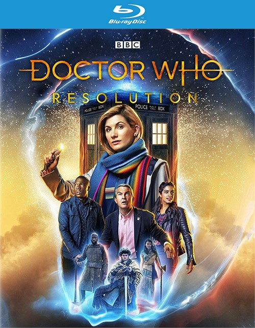 Dr Who: Resolution - Christmas Special 2018 (Blu-ray)